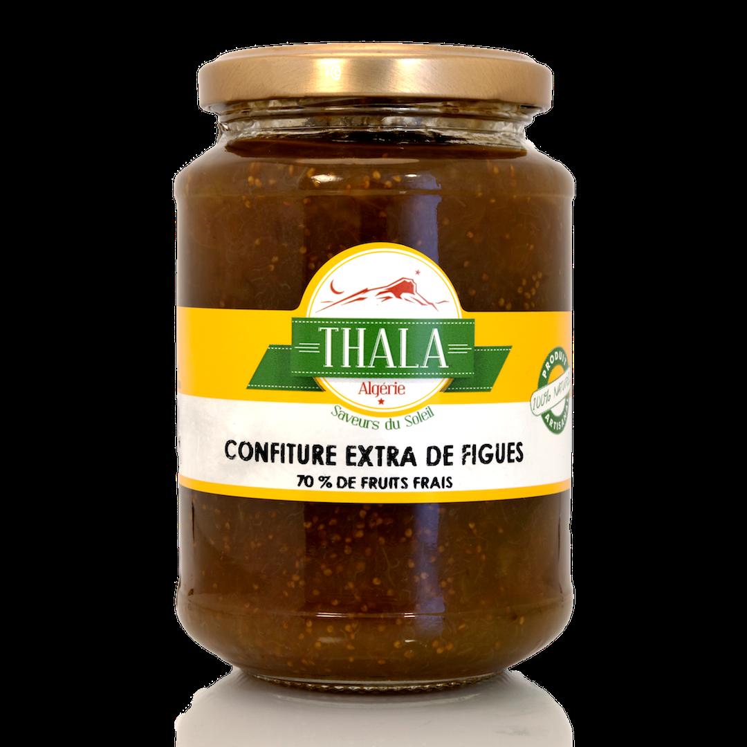 Confiture de figues cuites au chaudron 350 g Thala®