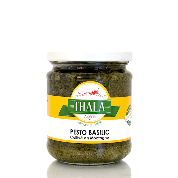 Pesto au Basilic de montagne THALA®