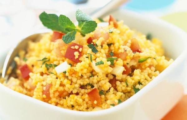 Taboulé aux petits légumes et aux tomates séchées Thala®